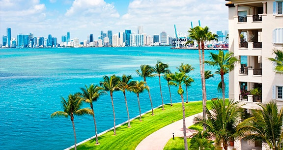 8 NOITES: Miami + Cruzeiro pelas BAHAMAS All Inclusive