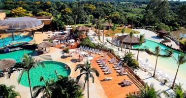 Foz do Iguaçu no Mabu Resort : Aéreo+Traslados+ Passeios