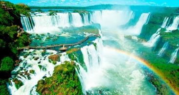 4 Nts: Foz 5 ESTRELAS + Parque Áquatico + Cataratas
