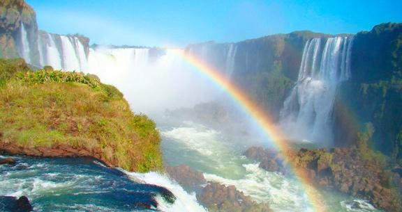 4 Noites: Foz 5 ESTRELAS + Parque Áquatico + Cataratas