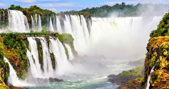 CATARATAS DO IGUAÇU + Itaipu + Argentina + Paraguai