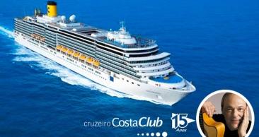 Costa Club: Show do TOQUINHO + BUENOS AIRES e MONTEVIDÉU