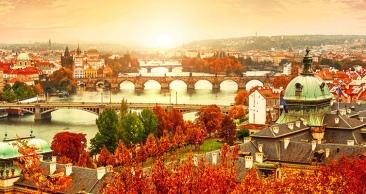 Cidades Imperiais: PRAGA, BUDAPESTE, ESLOVÁQUIA e VIENA.