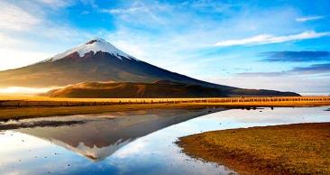 EQUADOR: Quito + Avenida dos Vulcões e Passeios
