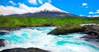 CHILE COMPLETO: Santiago + Lagos Andinos + Vulcões