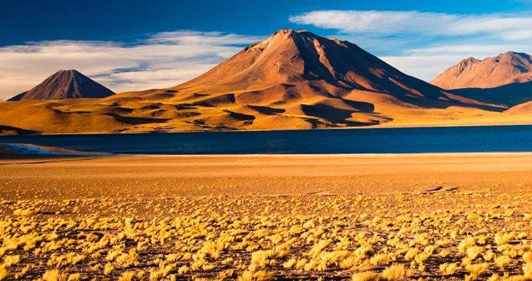 SANTIAGO DO CHILE + DESERTO DO ATACAMA! Pacote Completo!!