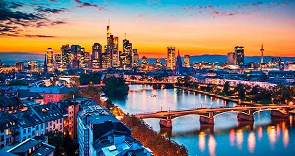 PARIS + Bruxelas + Amsterdã +Frankfurt e BARCO PELO RENO!
