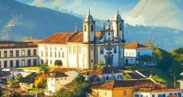 PÁSCOA em BELO HORIZONTE: Ouro Preto + Mariana
