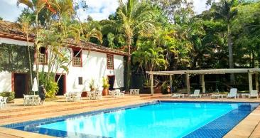 Hotel FAZENDÃO: 3 Nts p/ TODA FAMÍLIA + Pensão Completa