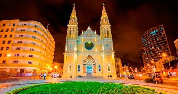 FERIADO de CORPUS CHRISTI em CURITIBA + ILHA  DO MEL!!