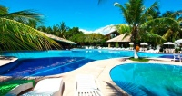 PORTO SEGURO: Capitania Praia Hotel de Frente para Praia