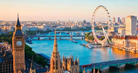 LONDRES: Aéreo + 6 Noites c/ Café + 1 Ingresso + Seguro!!