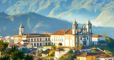 Feriado de CORPUS CHRISTI em Minas Gerais Histórica!