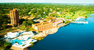 Compras no PARAGUAI em RESORT 5 ESTRELAS + Golf + Aéreo