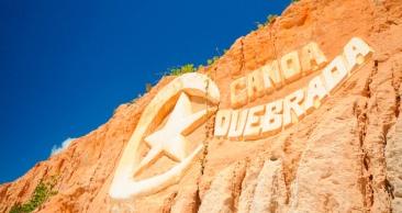 FORTALEZA + CANOA QUEBRADA: Aéreo + 4 Noites com Café!!