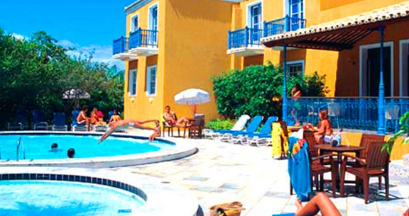 COSTA do SAUÍPE POUSADAS: Aéreo + 5Nts + ALL INCLUSIVE