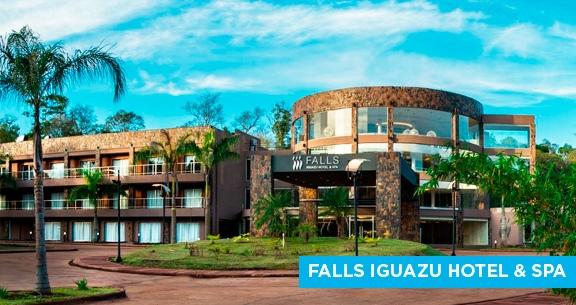 FOZ + HOTEL DE SELVA NA ARGENTINA: Aéreo + Passeios!!!