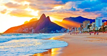 RIO DE JANEIRO: Aéreo + 3 Noites c/ Café + CORCOVADO!