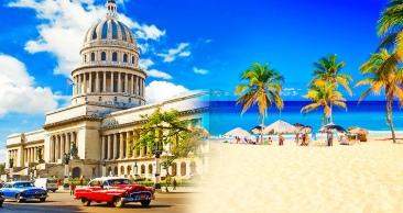CUBA + Cruzeiro MSC pelas ILHAS DO CARIBE + Aéreo + Hotel