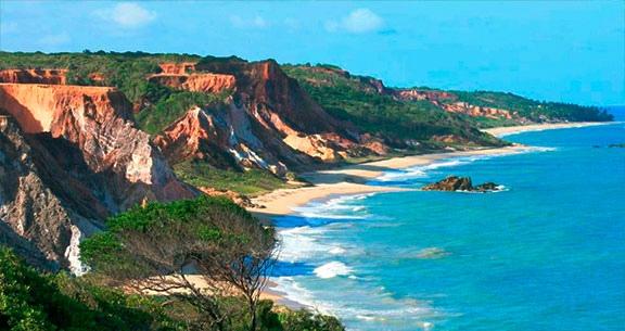 PARAÍSOS NORDESTINOS: João Pessoa + Praia da Pipa + Natal