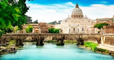 CIRCUITO ITÁLIA: ROMA + FLORENÇA + VENEZA!