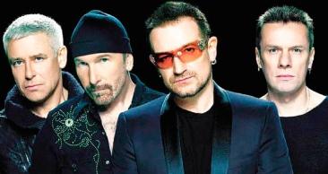 INGRESSO para Show do U2 em SÃO PAULO + Traslado!