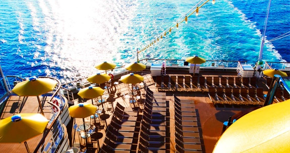 Costa Favolosa: 3 NOITES com TODAS as Refeições