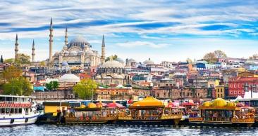 TURQUIA: AÉREO + 9 NOITES em HOTÉIS 5* + PASSEIOS!