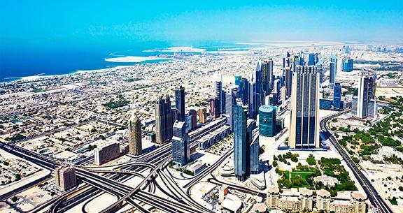 10 Noites DUBAI + OMAN + ABU DHABI com Cruzeiro e Aéreo