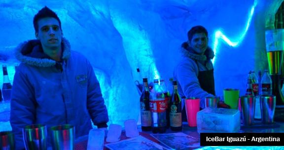 Cataratas + Paraguai + By Night Argentina com Bar de Gelo