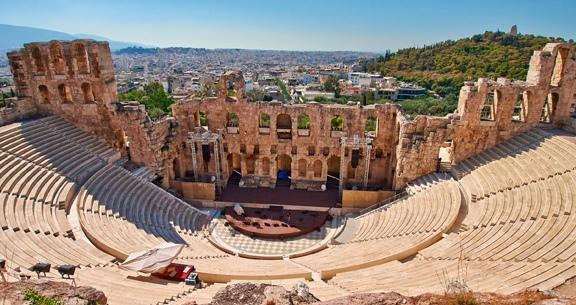 10 Nts: Atenas + CRUZEIRO ALL INCLUSIVE por ILHAS GREGAS!