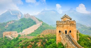 CHINA Completa: GRANDE MURALHA + Templos + Aéreo + Guia