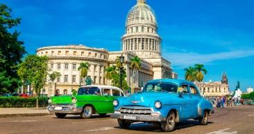 HAVANA: AÉREO + 5 Noites c/ Café + City Tour + Traslados!