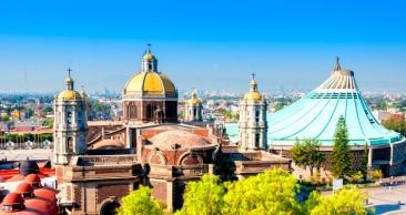 8 Noites: CIDADE DO MÉXICO + TAXCO + ACAPULCO