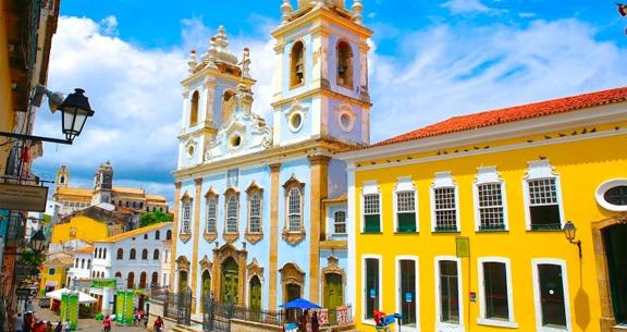 Salvador + Ilha de BOIPEBA: Aéreo + Traslados