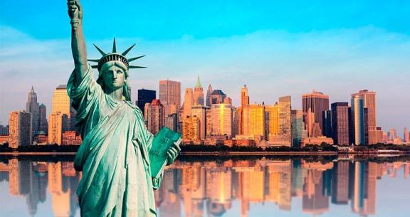 PRIMAVERA em NOVA IORQUE:  6 Noites com PASSEIO e Mais!