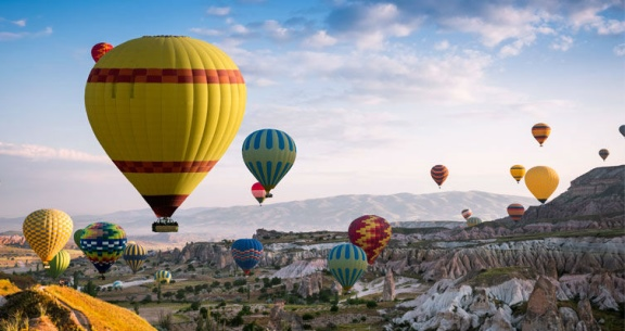 TURQUIA 5*: 7 NOITES por Istambul + Capadócia e Mais!!