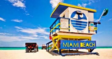 11 Nts: MIAMI + Cruzeiro por Honduras e México + Carro