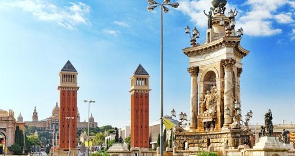 10 Noites visitando ROMA + MARSELHA + BARCELONA + MAIORCA