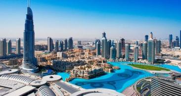 DUBAI com SAFARI pelo DESERTO: Aéreo + 6 Noites+ Passeios