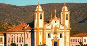 Feriado 1º de Maio: BELO HORIZONTE + OURO PRETO