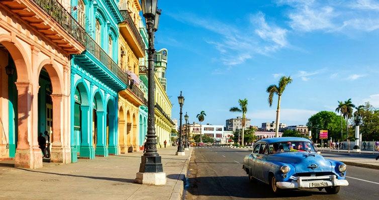 10 Noites: CUBA + Cruzeiro pelo MÉXICO + BELIZE