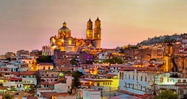 Cidade do México + Taxco + Acapulco c/ ALL INCLUSIVE