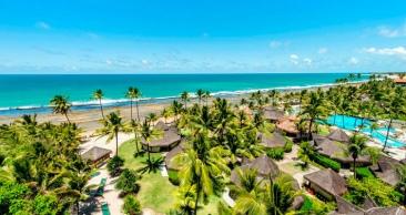 Resort 5 ESTRELAS em PORTO DE GALINHAS c/ Pensão COMPLETA