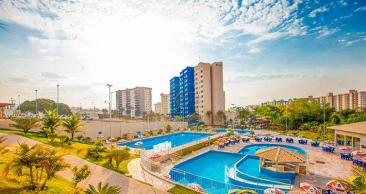 Férias de Julho: CALDAS NOVAS com Parque Aquático!!