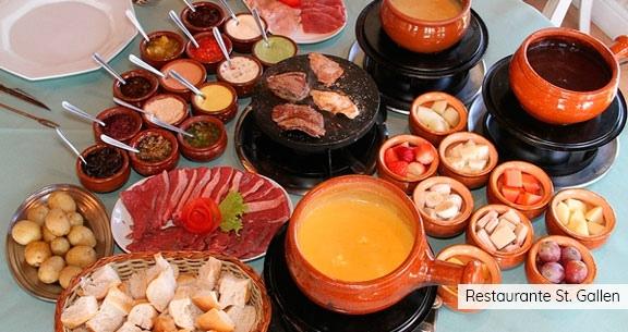 SERRA GAÚCHA Gastronômica: 4 Nts + Noite Gaúcha + Fondue