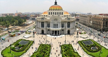 9 Nts de Cultura Mexicana: GUADALAJARA + Museu Virreinal!