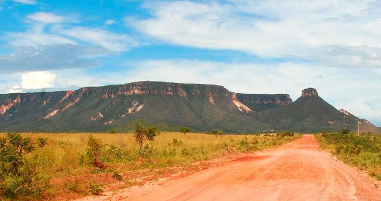 Expedição OFF-ROAD dentro do PARQUE ESTADUAL do JALAPÃO