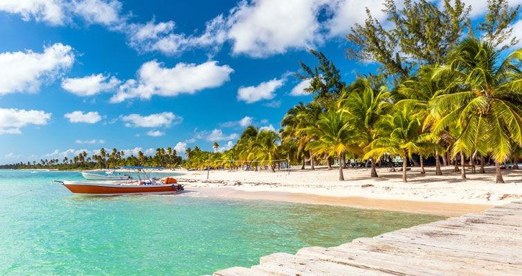 CARIBE em RESORT 5 ESTRELAS c/ ALL INCLUSIVE + Ilha Saona