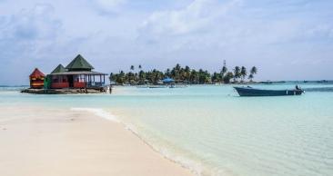 COLÔMBIA: Linda Ilha de SAN ANDRES c/ 6 Nts ALL INCLUSIVE